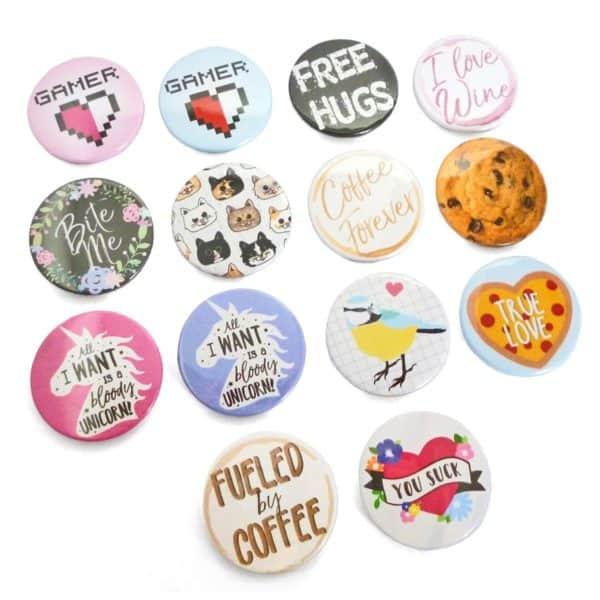 Button Badges Button Badge