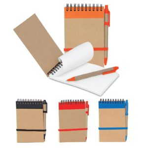 Eco Notebook & Notepad (EN05)