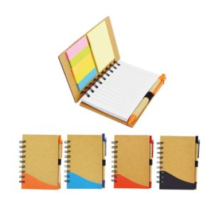 Eco Notebook & Notepad (EN07)