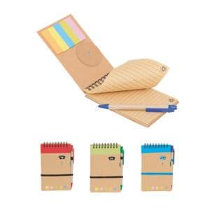 Eco Notebook & Notepad (EN12)