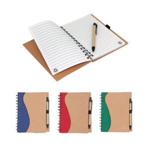 Eco Notebook & Notepad (EN13)