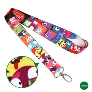 Full Color Lanyards (LA01)