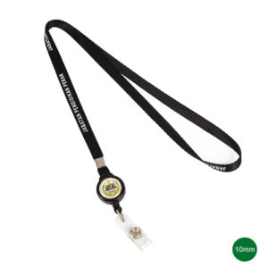 Nylon Lanyards (LA02)