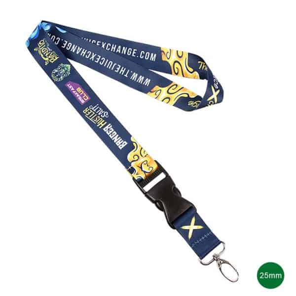 Full Color Lanyards (LA01) Full Color Lanyards